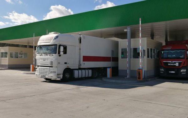 Поток грузовых автомобилей через белорусскую границу увеличился в 2019 году на 22,5 тыс.